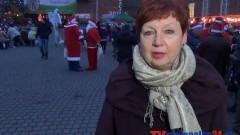 Powiat Nowodworski. Starosta Nowego Dworu Gdańskiego Ewa Dąbska, składa świąteczne życzenia - 20.12.2013