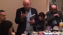 """""""PROWINCJA"""" - SPOTKANIE PROMOCYJNE CZTERNASTEGO NUMERU KWARTALNIKA W MALBORKU - 27.12.2013"""