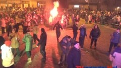 PRZYWITANIE NOWEGO ROKU W SZTUMIE - 31.12.2013/01.01.2014