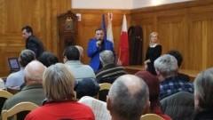 MIĘDZYTORZE Z SZANSĄ NA KANALIZACJĘ SANITARNĄ - 09.01.2014