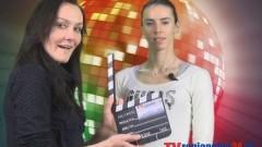 IZABELA BEŁCIK I ANNA KOSIŃSKA - ZAWITAŁY DO STUDIA TVREGIONALNA24.PL - 16.01.2014