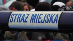 ROCZNA ODPRAWA STRAŻY MIEJSKIEJ W MALBORKU - 06.02.2014