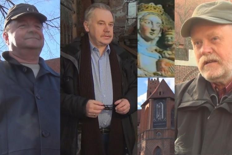 MALBORSKA MADONNA WRAZ Z KOŚCIOŁEM NAJŚWIĘTSZEJ MARII PANNY BĘDZIE ODBUDOWANA! DZIĘKI 25 MILIONOWEJ DOTACJI - 17.02.2014