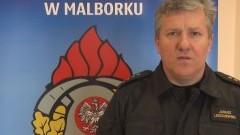PIĘĆ AUT SPŁONĘŁO NA TERENIE POWIATU MALBORSKIEGO. WEEKENDOWY RAPORT SŁUŻB MUNDUROWYCH - 17.03.2014