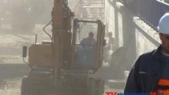 TUNEL NA DE GAULLEA W MALBORKU - CZY TO JUŻ FINISH PRAC? - 02.04.2014