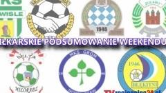 POMEZANIA PRZEGRYWA, NOWY STAW GROMI, DZIERZGOŃ NA REMIS. PIŁKARSKIE PODSUMOWANIE WEEKENDU - 20.04.2014