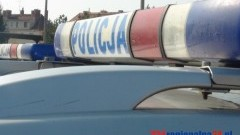 PIJANA 64 - LATKA UDERZYŁA W ZAPARKOWANY SAMOCHÓD NA WIOSENNEJ W MALBORKU - 24.04.2014