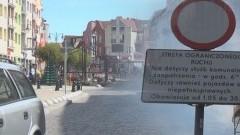 UWAGA! ULICA KOŚCIUSZKI W MALBORKU ZAMKNIĘTA DLA RUCHU POJAZDÓW! TRWA BUDOWA SKLEPÓW CYNAMONOWYCH - 06.05.2014