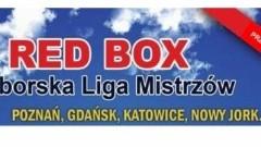 LIGA RED BOX W MALBORKU PRZESUNIĘTA NA JESIEŃ - 13.05.2014