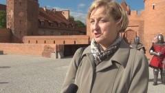 ANNA FOTYGA ODWIEDZIŁA MALBORK – 04.05.2014