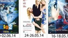 "REPERTUAR SZTUMSKIEGO KINA ""POWIŚLE"" NA MAJ – 10.05.2014"
