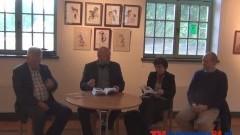 """SPOTKANIE PROMOCYJNE KWARTALNIKA """"PROWINCJA"""" W MALBORKU - 14.05.2014"""