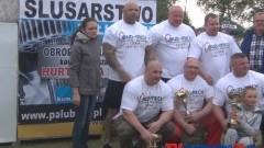 TURNIEJ STRONGMAN O PUCHAR BURMISTRZA CZERSKA – 17.05.2014