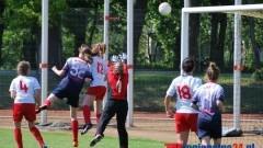 III POMORSKA LIGA KOBIET - LEIER OLIMPICO MALBORK - UNIA KORZYBIE 7-0 - 18.05.2014