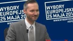 SZCZERZE NA TEMAT Z JAROSŁAWEM WAŁĘSĄ KANDYDATEM DO EUROPARLAMENTU - 21.05.2014