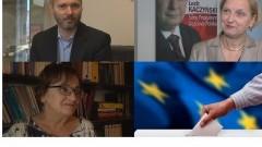 JAROSŁAW WAŁĘSA, ANNA FOTYGA I MAŁGORZATA OSTROWSKA PODSUMOWALI EUROWYBORY - 26.05.2014