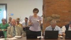 XLIX SESJA RADY POWIATU SZTUMSKIEGO W RTI W DZIERZGONIU - 26.05.2014