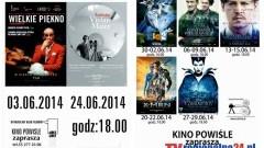 """REPERTUAR SZTUMSKIEGO KINA """"POWIŚLE"""" NA CZERWIEC – 01.06.2014"""