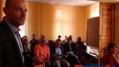 PREZENTACJA BARTOSZA MAZERSKIEGO PT. SZTUMIANIN NA ANTRAKTYDZIE. XLI SESJA RADY MIEJSKIEJ W SZTUMIE – 30.05.2014