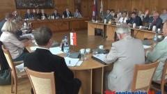 ABSOLUTORIUM DLA BURMISTRZA RYCHŁOWSKIEGO PODCZAS XLIV SESJI RADY MIASTA MALBORKA - 13.06.2014