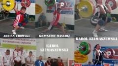"""POWOŁANIA DO KADRY W PODNOSZENIU CIĘŻARÓW – """"RZEMIEŚLNIK"""" MALBORK – 23.06.2014"""