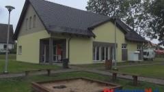 NOWA ŚWIETLICA WIEJSKA W LUBSTOWIE ODDANA DO UŻYTKU - 12.07.2014