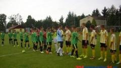 """ORZEŁ"" Subkowy - MOP ""POMEZANIA"" Malbork- 3-4 (3-2) - 31.08.2014"