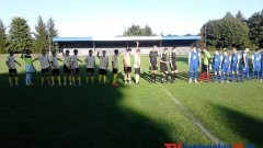 MOP POMEZANIA MALBORK - BAŁTYK GDYNIA 0-2 ( 0-1) - 03.09.2014