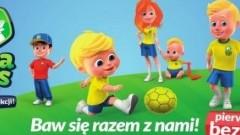 Socatots Maluszki w akcji – sportowe zajęcia dla najmłodszych w Malborku