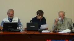 """""""ZAGOSPODAROWANIE TERENU WOKÓŁ URZĘDU MIASTA"""". LIII SESJA POWIATU SZTUMSKIEGO - 26.09.2014"""