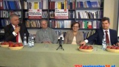 MAREK CHARZEWSKI KANDYDATEM SLD NA BURMISTRZA MALBORKA - 11.10.2014