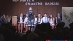 KONCERT PAPIESKI W NOWYM STAWIE - 12.10.2014