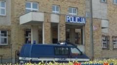 UCZNIOWIE SZKOŁY PODSTAWOWEJ NR 5 ODWIEDZILI POLICJANTÓW Z KOMENDY POWIATOWEJ POLICJI W MALBORKU – 20.11.2014
