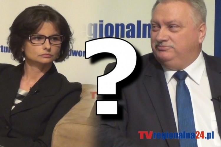 MARZENA JAROSZEWSKA VS JERZY SZAŁACH. PIERWSZA DEBATA TELEWIZYJNA W NOWYM STAWIE ZA NAMI – 23.11.2014