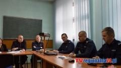 POLICJANCI Z MALBORKA PODSUMOWALI 2014 ROK – 13.02.2015
