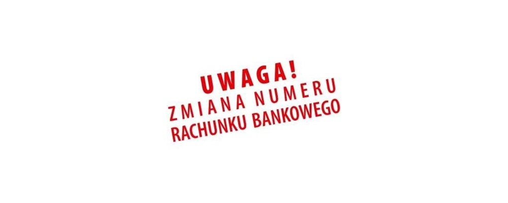 1f6abe4cd5f9cf UWAGA! Nowy numer konta Miasta Malborka! | TvMalbork.pl