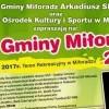 Zapraszamy na Dni Gminy Miłoradz 2017 - 27-28.05.2017