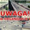 Malbork: UWAGA! Ruch będzie odbywał się po dwóch mostach! - 13.06.2017