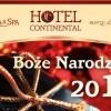 Spędź rodzinne Święta Bożego Narodzenia w Hotelu Continental w Krynicy Morskiej!