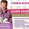"""Fundacja """"Z Pompą"""" zaprasza do zabawy w Galerii Dekada 2 maja - gość specjalny MIROSŁAW BAKA !"""