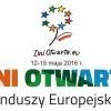 Dni otwarte Funduszy Europejskich w Malborku 13-14 maja
