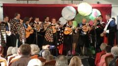 """Koncert hiszpańskiego męskiego chóru w Nowym Stawie, który odbył się w """"Ołówku"""" - 18.05.2016"""