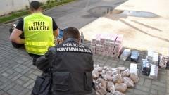 40- latek zatrzymany za sprzedaż papierosów i alkoholu bez akcyzy. Weekendowy raport malborskich służb mundurowych – 23.05.2016