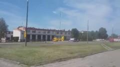 13-latka podtruła się tlenkiem węgla na Piaskach w Malborku. Interweniował śmigłowiec LPR – 25.05.2016