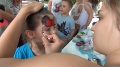 Czy wiecie co to jest Dzień Dziecka? Zobacz jak widzą to święto dzieci z Przedszkola nr 5 w Malborku im. Dzieci z Zamkowego Wzgórza - 01.06.2016