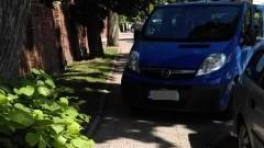 """""""Nie ma mocnych na parkujących, na Słowackiego w Malborku"""". Mistrzowie(nie tylko)parkowania – 02.06.2016"""