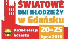 Światowe Dni Młodzieży w Gdańsku za pasem. Archidiecezja Gdańska zaprasza na ich gdańską część – 20-25.07.2016