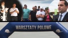 Warsztaty Polowe w Lasowicach Wielkich – 14.06.2016