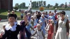 Festiwalowy Korowód przeszedł ulicami Malborka – 18.06.2016