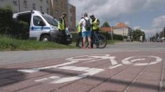 Chodnik dla pieszych, ścieżka dla rowerzystów. Weekendowy raport malborskich służb mundurowych – 27.06.2016